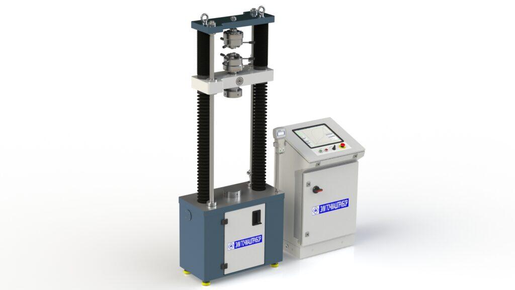 <p>Испытательные машины МИЭМ–1М, наибольшей предельной нагрузкой 2, 5, 10, 20, 30, 50, 100, 150, 200, 250, 300, 400 и 500 кН, предназначены для измерения силы (нагрузки) и перемещения (деформации) при испытании образцов материалов (изделий) при статических режимах одноосного нагружения на растяжение, сжатие при нормальной температуре согласно стандартизованным методам испытаний материалов (изделий) по российским и зарубежным стандартам.</p> <p>Размеры образцов, выбираемых для испытания, зависят от предполагаемых механических свойств материала образца и технических возможностей машин.</p> <ul> <li>Машины оснащены компьютеризированной системой управления и измерения, обеспечивающей автоматическое управление процессом испытания, автоматическую обработку результатов испытания и печать результатов в форме протокола и диаграммы.</li> <li>Машины могут применяться в лабораториях предприятий металлургии, машиностроения, строительного комплекса, а также НИИ и учебных заведений.</li> </ul> <p>По устойчивости к воздействию температуры и влажности окружающего воздуха машины соответствует условиям УХЛ 4.2 по ГОСТ 15150. Работа машин обеспечивается в диапазоне температур окружающей среды от плюс 15 °С до плюс 35 °С и относительной влажности до 80 % в местности с высотой не более 1000 м над уровнем моря.</p> <blockquote><p>Конструкция и технология изготовления машин гарантируют при транспортировании и хранении их защиту от воздействия температуры в диапазоне от минус 50 °С до плюс 60 °С.</p></blockquote> <p>При статическом испытании на растяжение обеспечено автоматическое определение следующих характеристик материала образца по ГОСТ 1497 (базовая комплектация):</p> <p></p> <ul> <li>предел пропорциональности, <strong>s</strong><strong><sub>пц</sub></strong>;*</li> <li>предел упругости, <strong>s</strong><strong><sub>0,05</sub></strong>;*</li> <li>модуль упругости, <strong>Е</strong>*;</li> <li>предел текучести физический<strong>, </strong><strong>s</strong><strong><sub>т</sub></stro